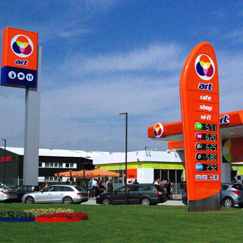 ARTOIL GAS STATIONS