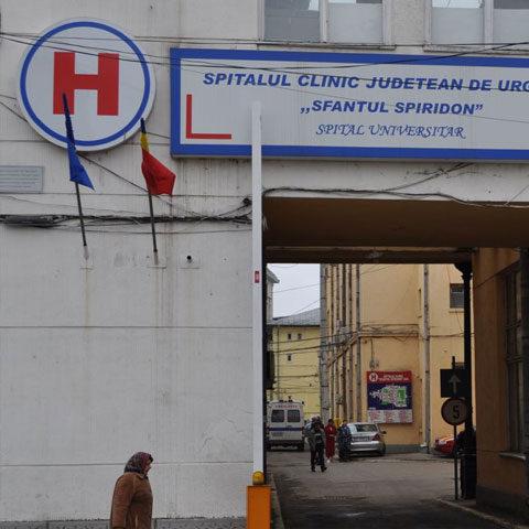 Sf. Siridon Hospital Iasi