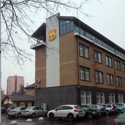 ROUTE 66 – Brasov